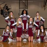 2018-19 Freshman Cheerleaders Winter Season Team Pictures