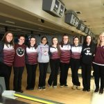 Girls Varsity Bowling Team Headed To Districts, Finishes As Runner-Up At Sectional Tournament