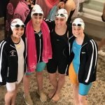 Girls 200 Meter Freestyle Relay Finishes In 19th Place At OHSAA State Swim Tournament