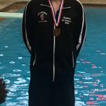 Junior Noah Basista Places 8th In 100 Meter Breaststroke, Earn First Team All-Ohio Honors