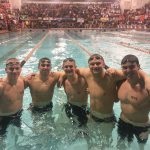 Boys 200 And 400 Meter Freestyle Relays Earn First Team All-Ohio Honors At OHSAA Swim and Dive Championship Meet