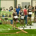 Mitchel Dunham Earns All-Ohio Indoor Track Honors Placing 8th In The 3200 Meter Run