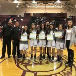 Five Senior Girls Basketball Players Receive Scholarships From The Mahoning Valley Basketball Officials' Association