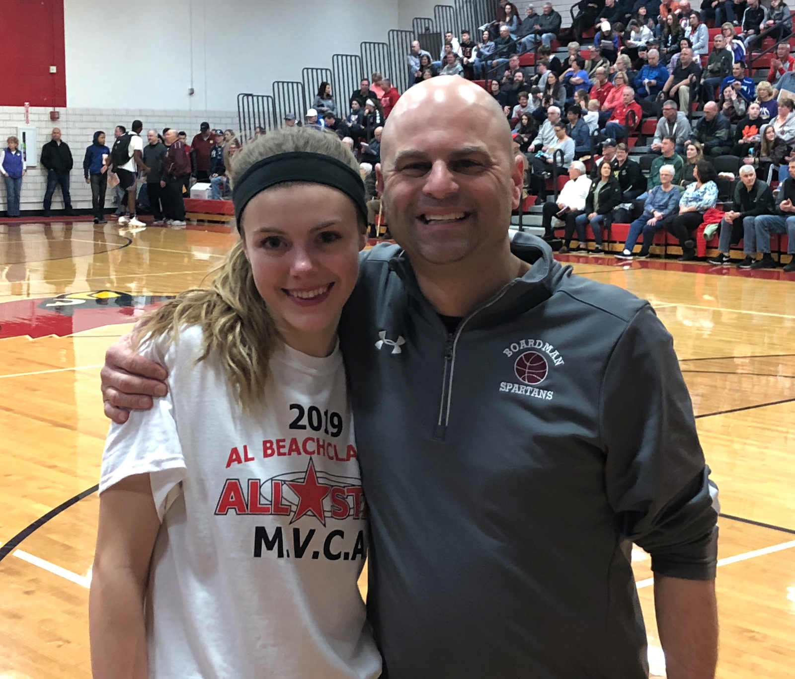 Senior Cate Green Selected To Play In Al Beach All-Star Game Featuring Mahoning vs Trumbull County Seniors