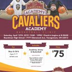 Cleveland Cavs Basketball Academy Coming To Boardman To Host A Three Hour Youth Basketball Clinic