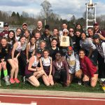 Girls Varsity Track Team Captures The East Palestine Invitational