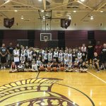 Cleveland Cavaliers Academy Youth Basketball Camp Draws 75 Boys and Girls To BHS
