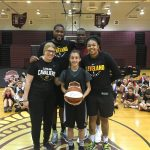 Boardman's Mackenzie Riccitelli Chosen Today As The MVP Of The Cleveland Cavaliers Academy Basketball Camp At BHS