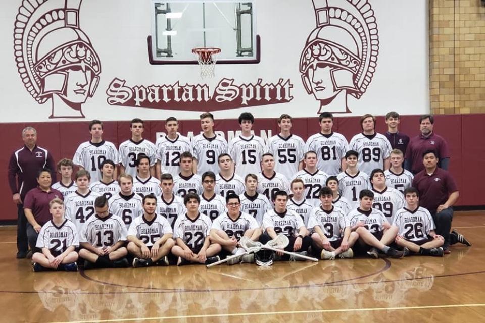 Boys Varsity Lacrosse Team Defeats Canton GlenOak 14-9