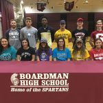 Twelve Spartan Seniors Continuing Their Athletic Careers At The Collegiate Level