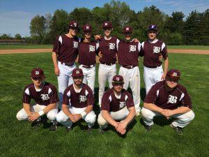 2018-19 Boys Baseball Senior Night