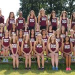 2019-20 Girls Varsity Cross Country Team Pictures