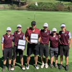 Boardman Boys Golf Team Wins AAC Tournament