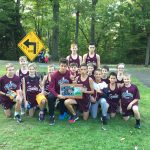 BGJHS Boys XC Team wins Mahoning Valley Junior High Championship