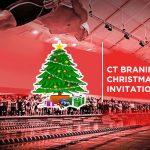 Boys Team Lights It Up at The Christmas Invitational Meet at CT Branin Natatorium