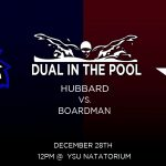 Boys Varsity Swimming Sweeps Events vs. Hubbard High School