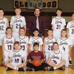Boys 7th Grade White Basketball