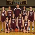Girls 7th Grade Maroon Basketball
