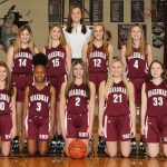 Girls Freshman Basketball Photos