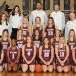 Girls JV Basketball Photos