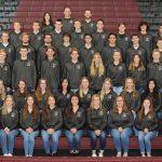2019/2020 Varsity Swim Team Photos