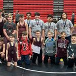 Boardman youth wrestlers crush at sectional tournament