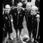 Boys 400 Freestyle Relay advances to Finals