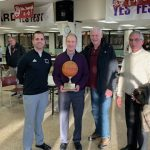 1970 Boys Basketball Team Recognized