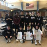 Boardman Wrestlers Finish 2nd at Sectionals