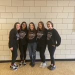 Girls Bowling Team heads to State