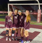 Boardman High School Girls Varsity Soccer beat Perry High School 3-0