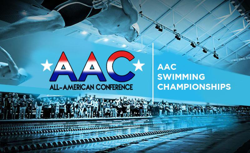 Spartans Sweep AAC Swim Meet