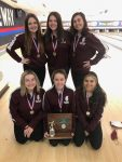 Girl Bowlers Headed to State