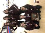 Lady Spartan Bowlers Finish Northeast District Runners-Up
