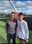 D'Altorio Sets New School Record in the 1600M
