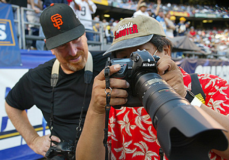 Photo by Robert Hanashiro / Sports Shooter