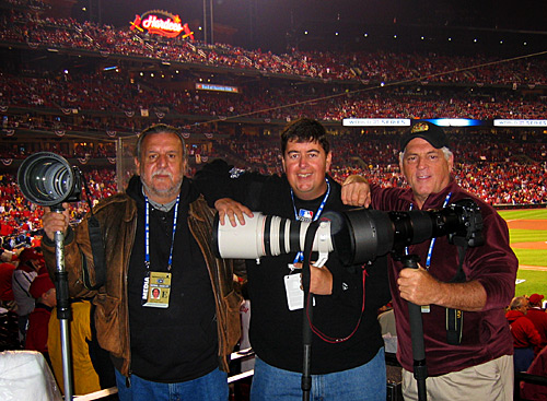 Photo by Busch Stadium Security Guard