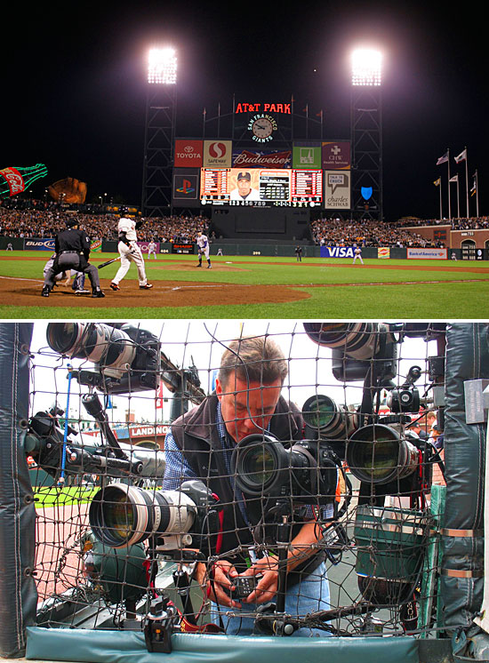 Photo by Eric Risberg / AP (TOP) Robert Hanashiro (BOTTOM)