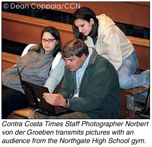 Photo by Dean Coppola/CCN
