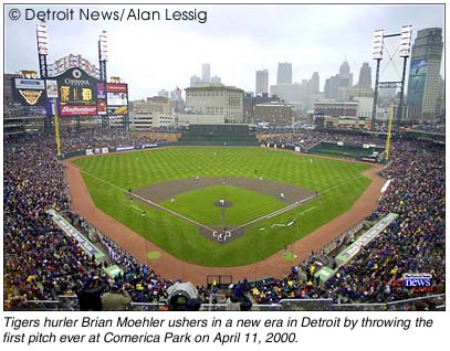 Photo by Alan Lessig/The Detroit News