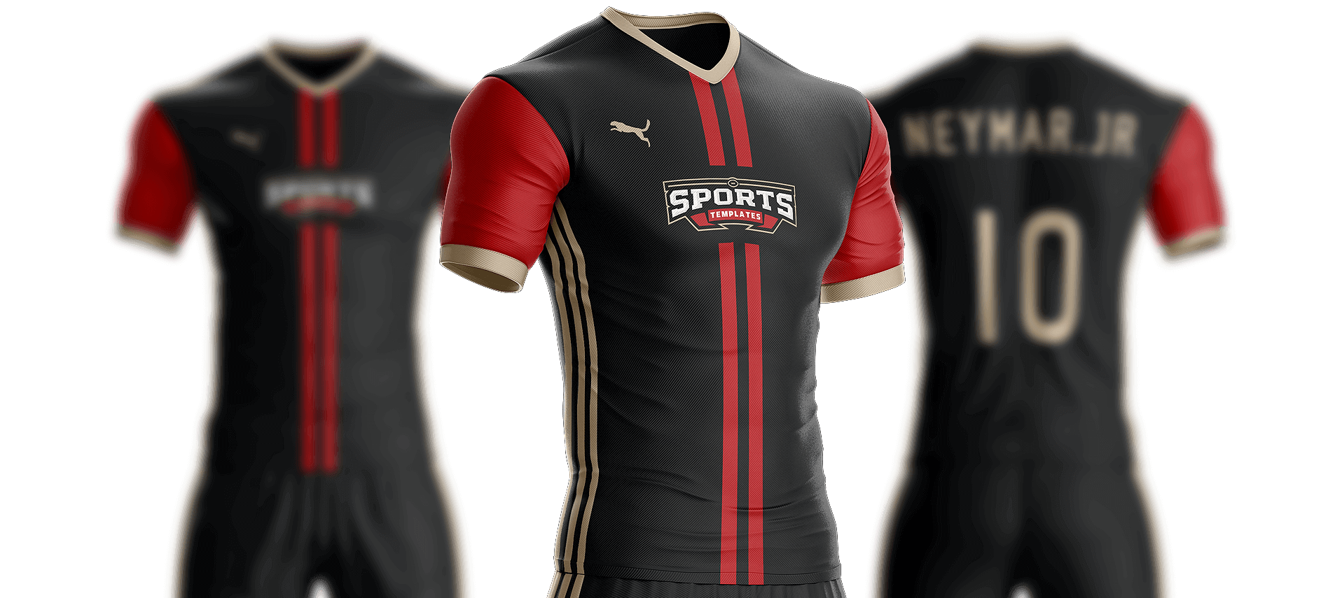 goal soccer kit template sports templates