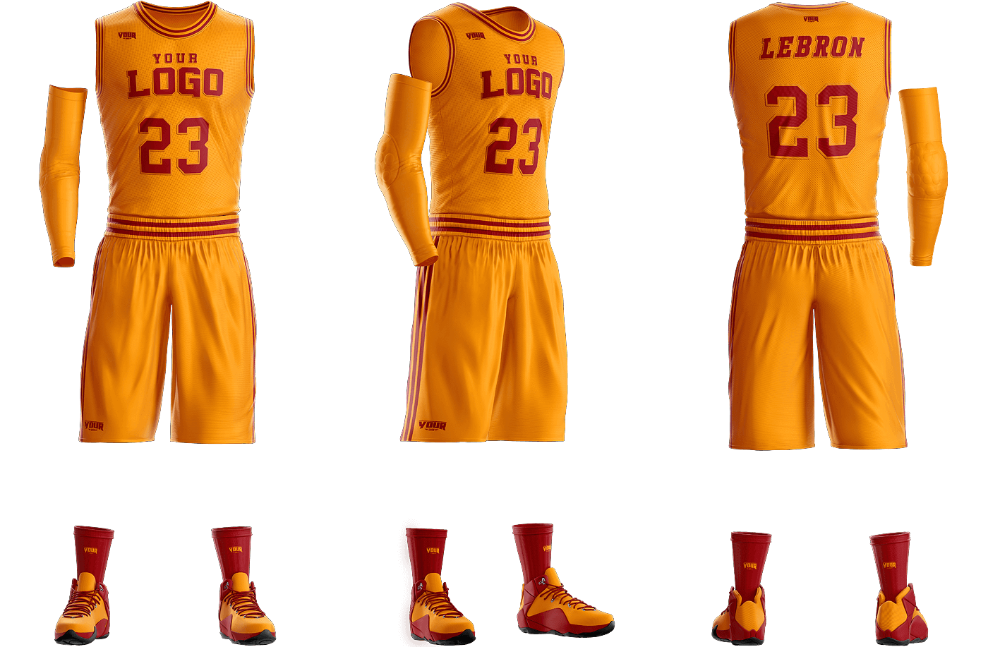 1e950ff29a2 Slam Dunk Basketball Uniform Template – Sports Templates