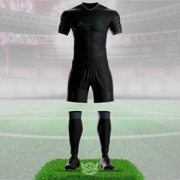 Goal Soccer kit Template – Sports Templates