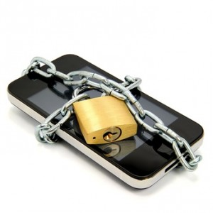 Smart phone security