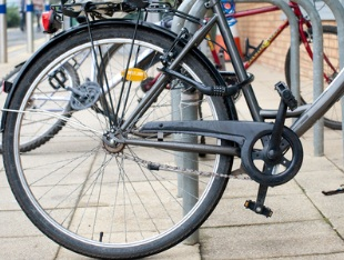 Bicycle loss prevention