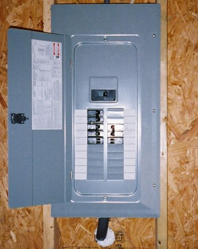 Residential Electrical Fuse Box : Electrical panels how they work maintenance
