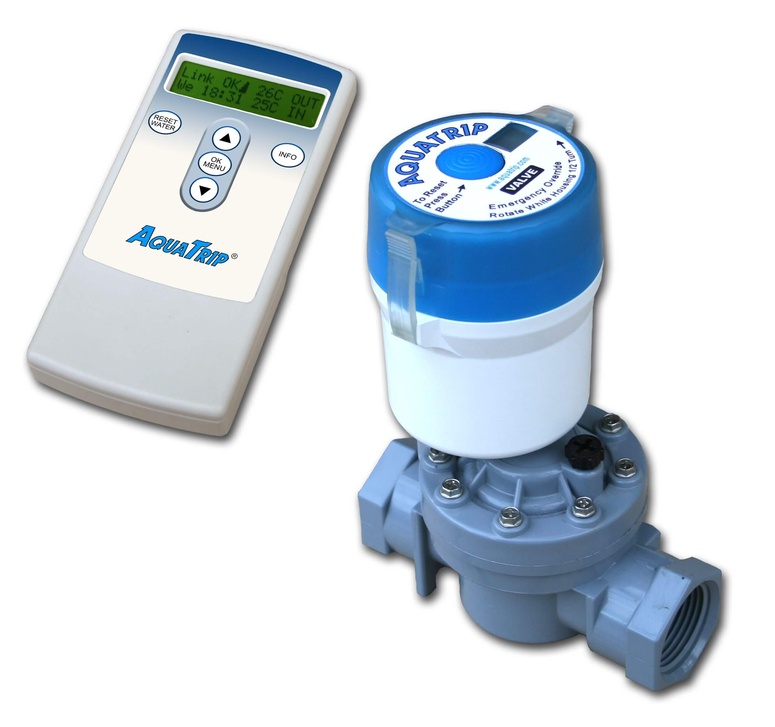 AquaTrip device