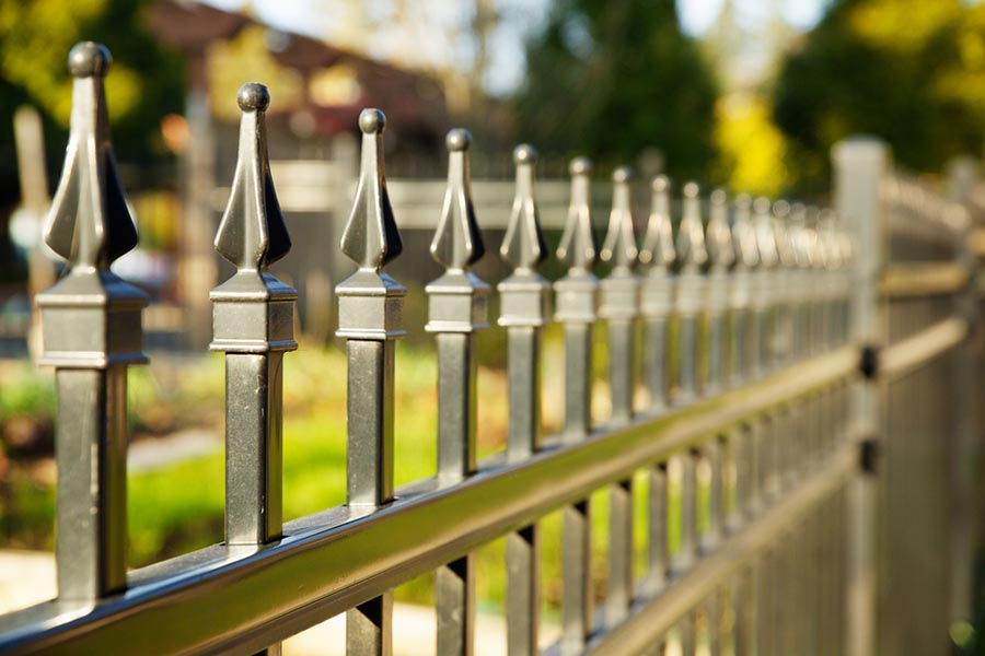 Home Security Blindspots - Bushes and Fences
