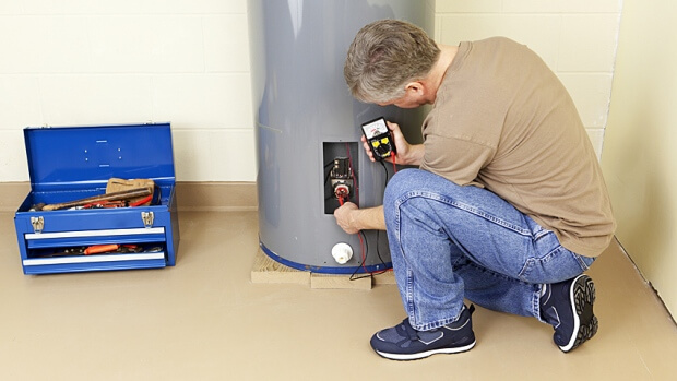 Hot Water Tanks | Repairs, Maintenance and More | Square One