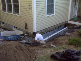 Perimeter Drain Systems How They Work Maintenance And